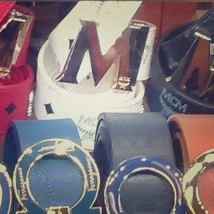 MCM Other - Multiple designer belts 32-40