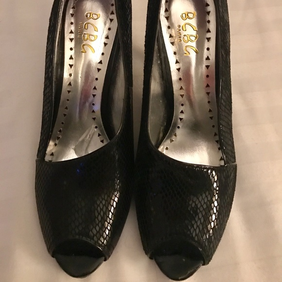 86 Off Bcbg Shoes 🚨🎒🐀sale Bcbg Paris Black Patent