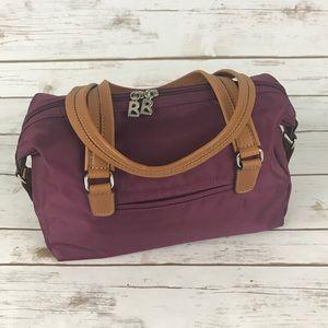 bogner Handbags - Bogner Bag Mulberry NWOT