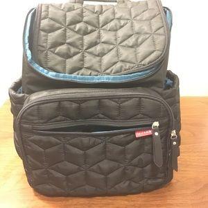 Skip Hop Handbags - Diaper Bag Backpack