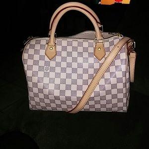 Louis Vuitton Handbags - Speedy Bandouliere