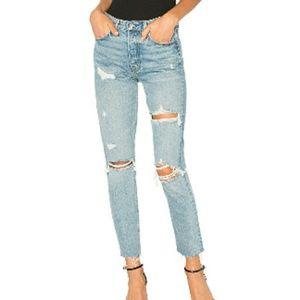 GRLFRND Denim - Petite Karolina high-rise skinny jeans