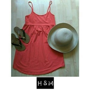 H&M Dresses & Skirts - H&M Mini Babydoll Tank Dress