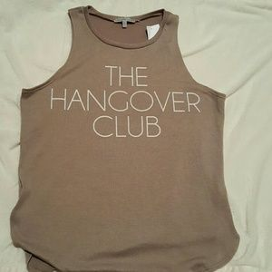 Charlotte Russe Tops - Cute Taupe tank