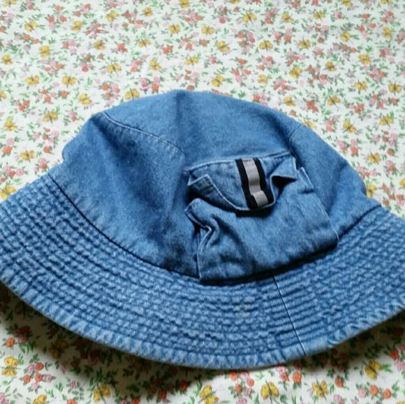 2c4a5d32378 Accessories - Vtg Denim Jean Bucket Hat