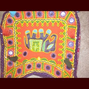 Handbags - Colorful ethnic beautiful shoulder bag trendy
