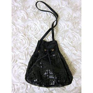 Judith Leiber Handbags - JUDITH LEIBER sequined clutch