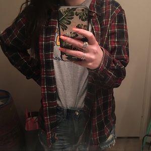 LL Bean Flannel