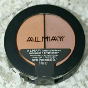Almay Other - Almay Smart Shade CC Concealer/Brightener - Lt/Med