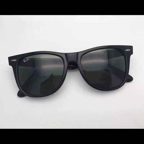 2ebe787558 ... netherlands new ray ban original wayfarer classic black 00284 4eb1f