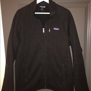 Patagonia Other - Patagonia Men's Better Sweater Jacket M gray