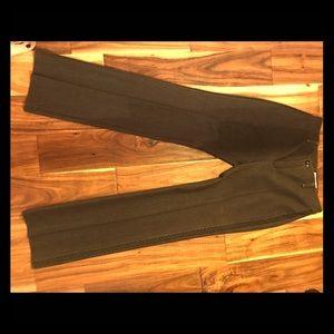 Vertigo Paris Pants - VERTIGO WOMEN BROWN PANT SUIT SZ 6