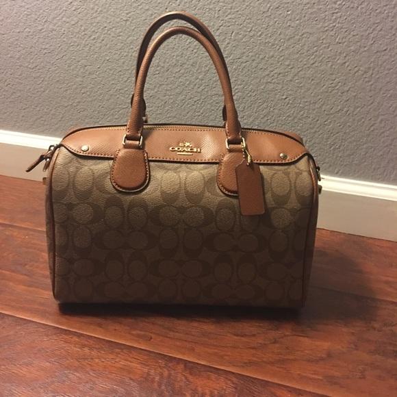 d485fa5325dd Coach Handbags - Authentic Coach Satchel Handbag