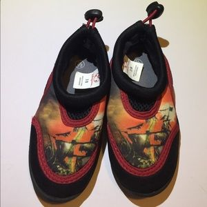 Disney Other - Pirates of the Caribbean Kid's Swim Shoes