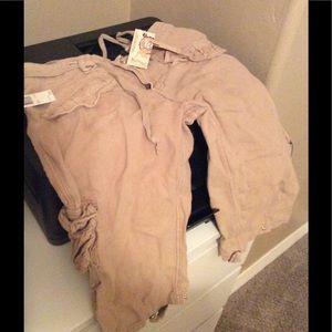 Buffalo Pants - Buffalo Cargo pants size26  brand new with tag