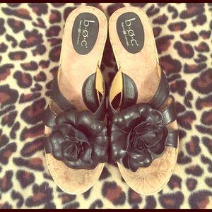 Born Shoes - Born Concept Wedges