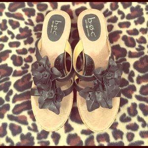 Born Shoes - Born Wedges