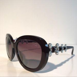 CHANEL Accessories - Chanel Limited Edition Pearl Sunglasses $1200 NIB