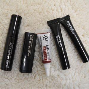 Makeup Forever Other - Make up forever, lip tar, Mac travel set