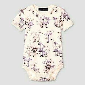 Victoria Beckham Other - Victoria Beckham Baby Mushroom Bodysuit