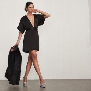 987ae43c339 Reformation Dresses - REFORMATION - Ruben Dress   Black   S