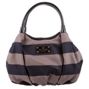 kate spade Handbags - Kate Spade New York Cambridge stripe Karen bag