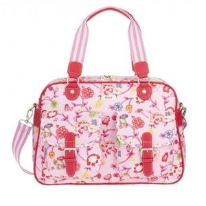 Oilily Handbags - NWT Oilily Carry All Bag in Light Rose