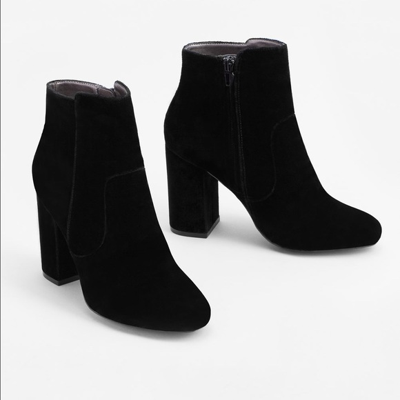 Mango Velvet Boot sale clearance outlet with mastercard high quality cheap online CQCGcZzmJ