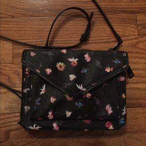 Rebecca Minkoff Handbags - AuthenticRebecca Minkoff black butterfly crossbody