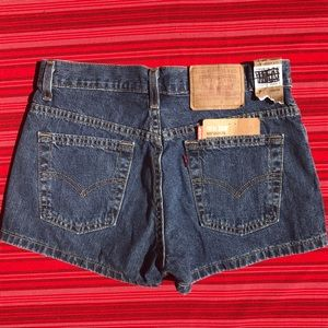 Levi's 505 Denim Shorts Jr. Size 7