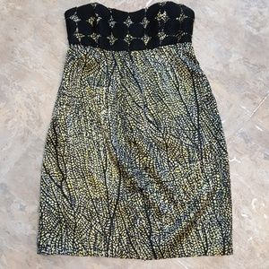 Annee Matthew Dresses & Skirts - Nell Couture Strapless Dress Size 2