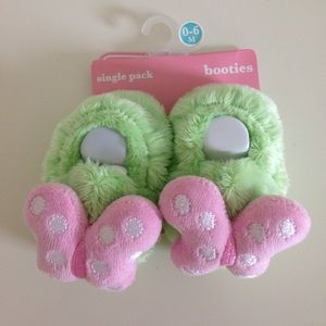 Gerber Other - Butterfly Booties