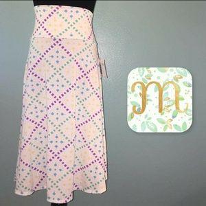 LuLaRoe Dresses & Skirts - Medium azure skirt white background lularoe