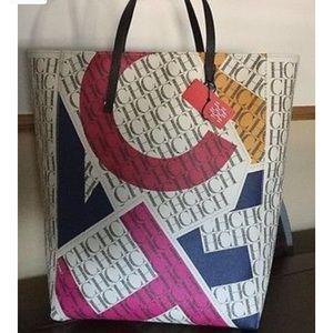 Carolina Herrera Handbags - New Carolina Herrera multicolor handbag
