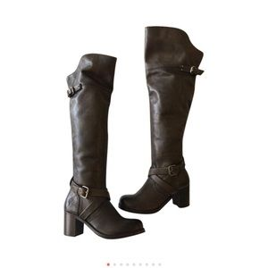 Frye Shoes - NWOB Free Kelly Over The Knee Boots
