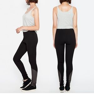 Johnny Was Pants - JOHNNY WAS Vegan Leather Pants Stretchy Leggings