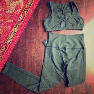 Beyond Yoga Pants - Beyond yoga two piece set
