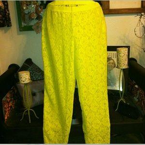 torrid Pants - Lace leggings