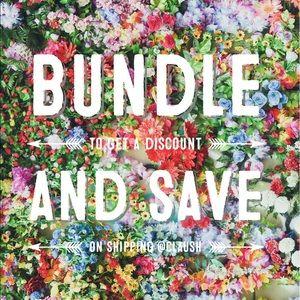 Bundle or make an offer