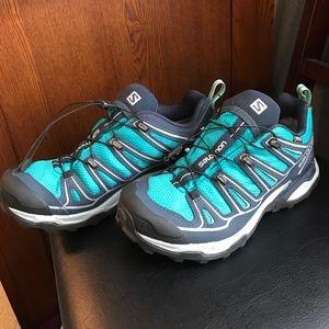Salomon Shoes - Salomon waterproof hiking shoes