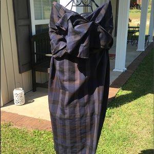 Ports 1961 Dresses & Skirts - Ports 1961 plaid dress size 8