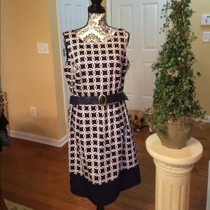 Jessica Howard Dresses & Skirts - Jessica Howard 16Petite dress with belt. NWT