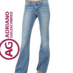 AG Adriano Goldschmied Denim - AG Adriano Goldschmied The Legend Flare Leg Jeans
