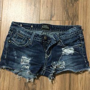 Express Shorts - Express, Hollister jean shorts