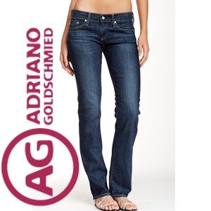 AG Adriano Goldschmied Denim - AG Adriano Goldschmied Tomboy Relaxed Straight Leg