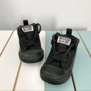 Converse Other - Kids Black Street Ox Converse