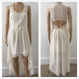 Ark & Co Dresses & Skirts - NWT Small Ark&Co Ivory Hilo Dress
