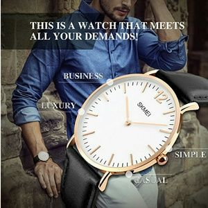 Casual Business Men Watch