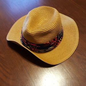 Eugenia Kim Accessories - Genie by Eugina Billie wide rim fedora panama hat