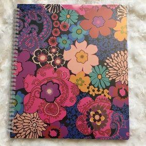 Vera Bradley Other - Vera Bradley Floral Fiesta Spiral Notebook